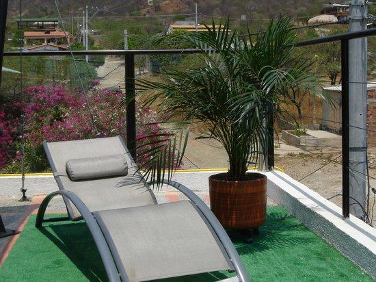Hotel Kikuxtah : Solarium