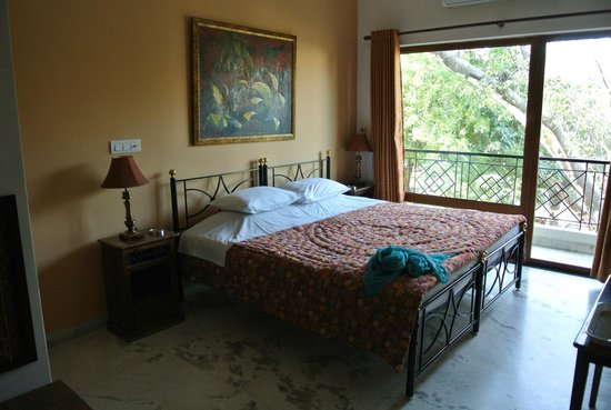Saubhag Bed and Breakfast: My room