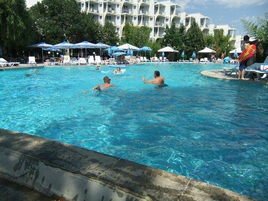 Hotel Laguna Beach : the pool