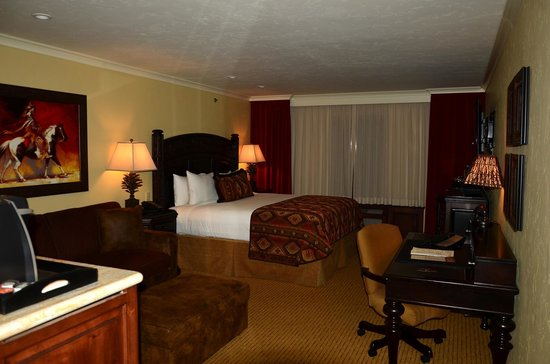 ذا لودج آت جاكسون هول: Our Premier King Mini Suite