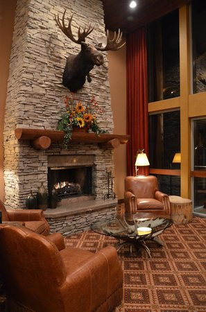 The Lodge at Jackson Hole: Reception