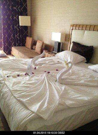 Rixos Premium Belek: Attentive room service