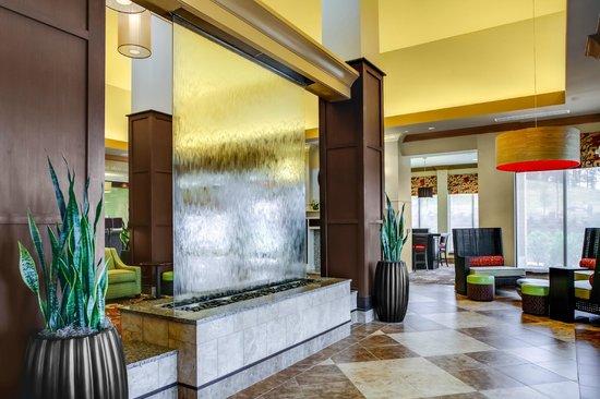 Hilton Garden Inn Pittsburgh/Cranberry: Hotel Lobby