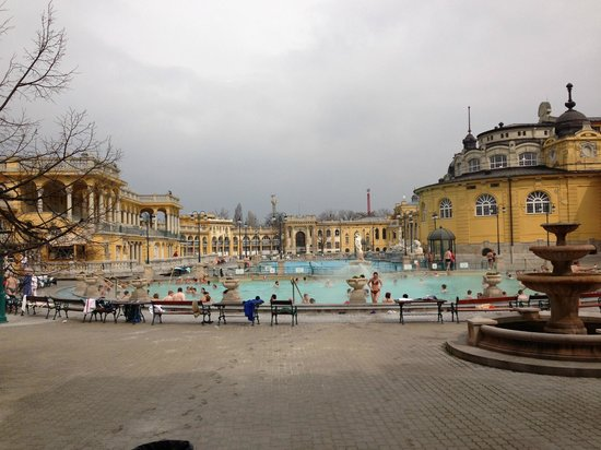 Star City Hotel: Szecheneyibadene- City Park (15 minutes walk)