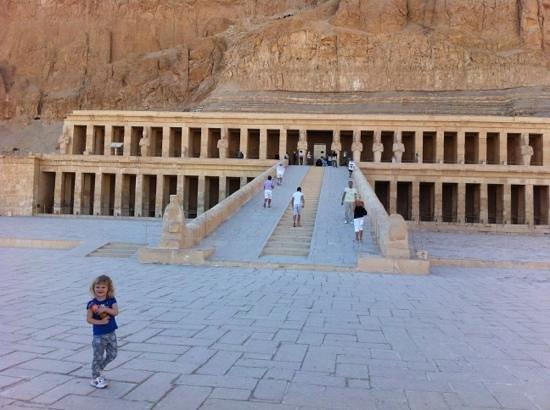 Best Egypt Shore Excursions: Luxor