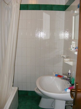 Hotel Miosotis : bathroom