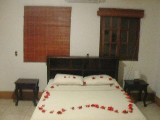 Mango Rosa Nicaragua: comodas habitaciones, con su baño .