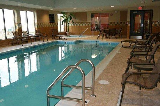 Hampton Inn and Suites Peoria at Grand Prairie: Indoor Pool and Spa
