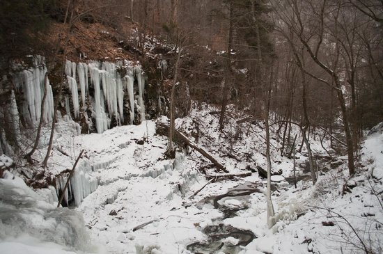 Benton, Pensilvania: Erie Falls