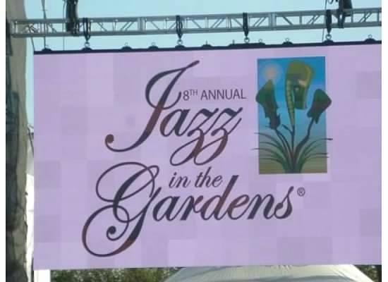 Sun Life Stadium: Jazz  in the Gardens 2013