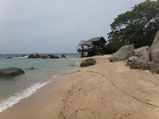 Sai Nuan Beach: a bit secluded