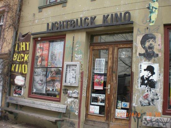 BerlinAndOut: Lichtblick Kino, Kastanienallee 77