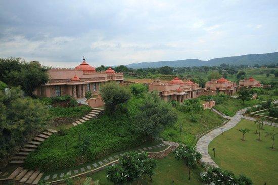 Tree of Life Resort & Spa Jaipur: Tranquil surroundings