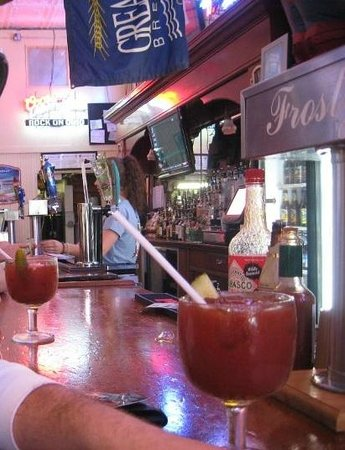 Frosty Bar Incorporated: Frosty Bar Bloody Mary