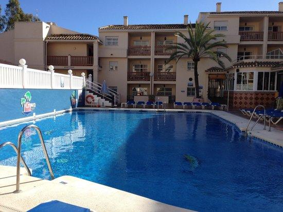 Crown Resorts Club Marbella / Club Regency Palms: Pool