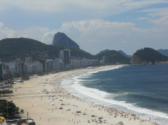 Rio Othon Palace Hotel: Another Fantastic View