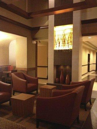 Hyatt Place Princeton : Lobby area