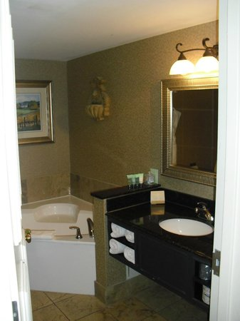 Chateau Elan Winery And Resort: Bathroom