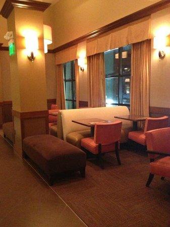 Hyatt Place Princeton: Lobby area/ dining