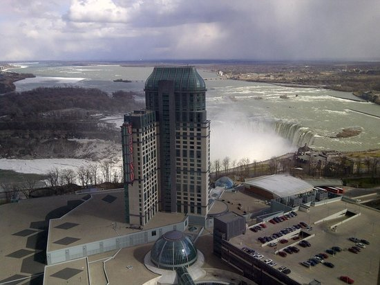 Niagara hilton casino casino scene