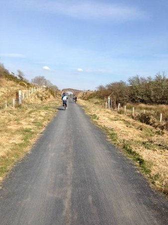 The Great Western Greenway : Greenway