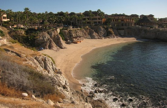 Esperanza - An Auberge Resort: One of the two main coves