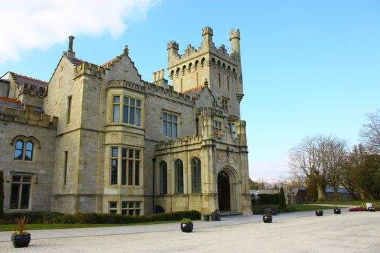 Lough Eske Castle, a Solis Hotel & Spa: le chateauv !