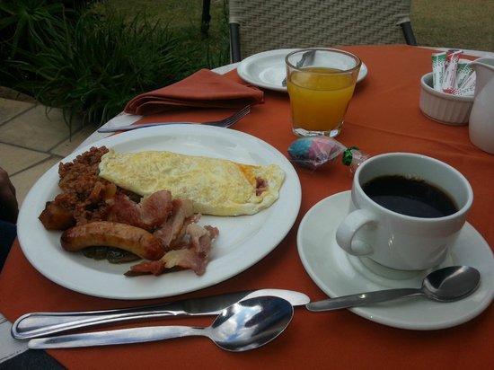 Heia Safari Ranch: Frühstück