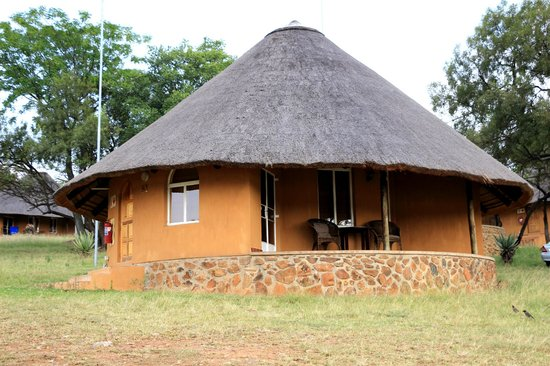 Heia Safari Ranch: Unser Bungalow