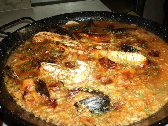 Cal Brualla: simplemente el mejor arroz de lleida