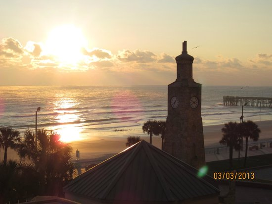 Hilton Daytona Beach Oceanfront Resort: Stunning view!