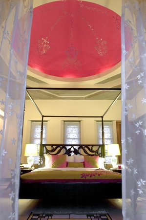 Tree of Life Resort & Spa Jaipur : Bedroom dome