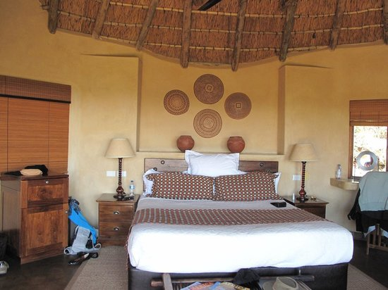 Nedile Lodge: Bedroom