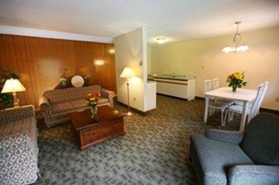 Mountaineer Lodge: Mount Temple Suite Iii