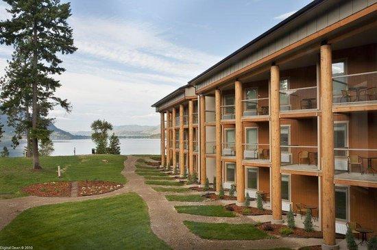 Quaaout Lodge & Spa at Talking Rock Golf Resort: Quaaout