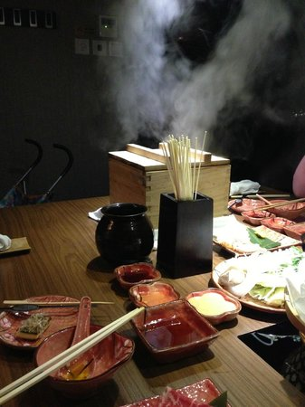 Kanizen: Steaming crab rice
