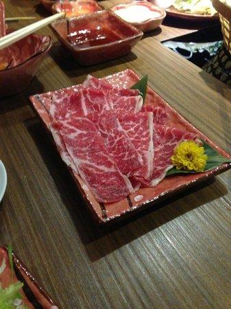Kanizen: Wagyu beef