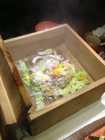 Kanizen: Crab rice
