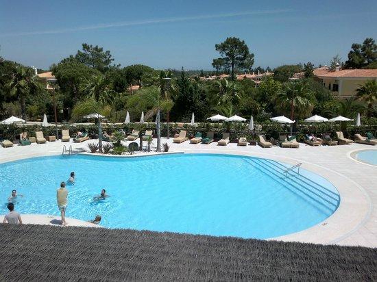 Monte da Quinta Resort: Pool area