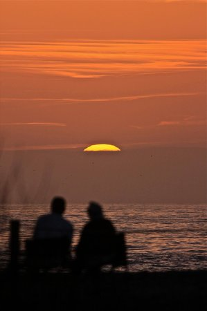 Carlsbad Inn Beach Resort: Great sunsets