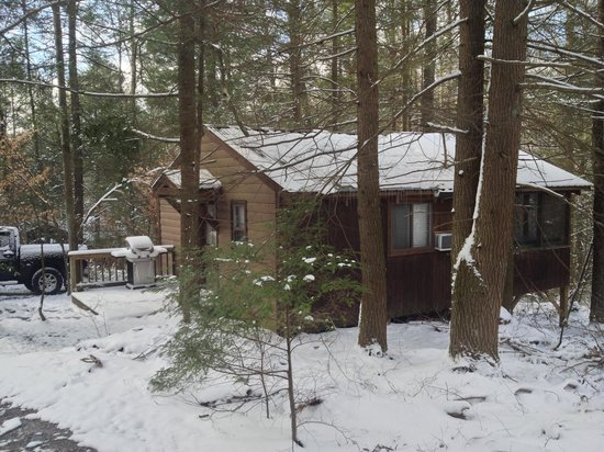 Opossum Creek Retreat Cabin Rentals: Cabin 4