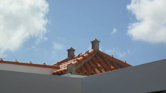 Windsock Apartments & Beach: Bonaire Rooftops