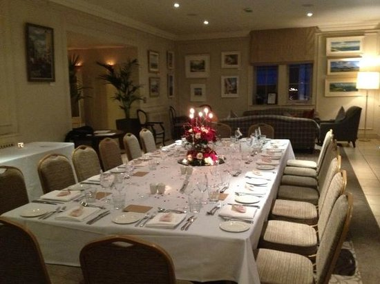 The Kings Arms Restaurant: Beautiful Private Dining