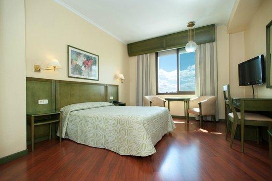 Hotel America  - Seville : Habitación doble