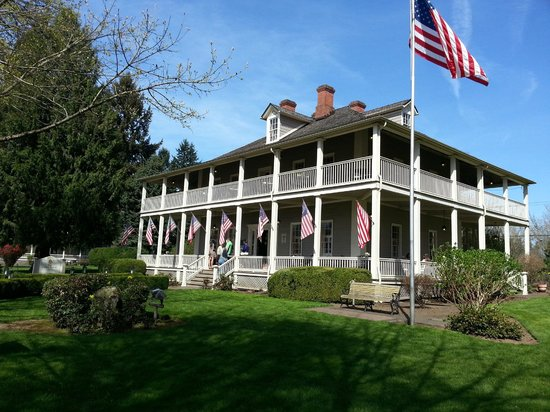 Fort Vancouver National Historic Site: The Grant House Historical House & Restaurant