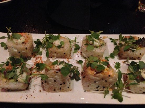 Harney Sushi: Roll