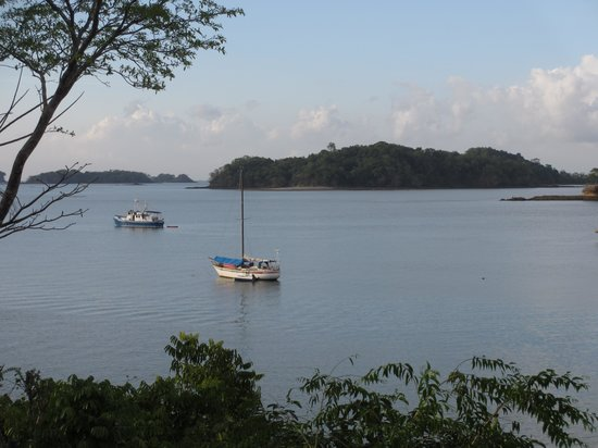 Hotel Bocas del Mar: Stunning views