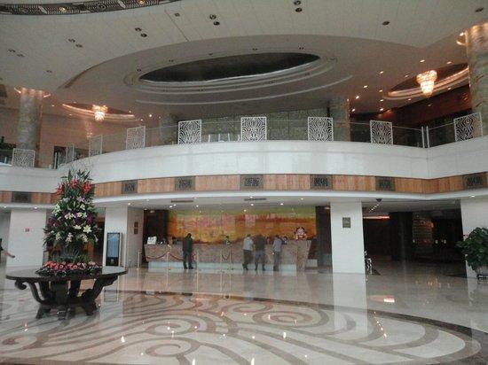 Fortuna Hotel: Lobby