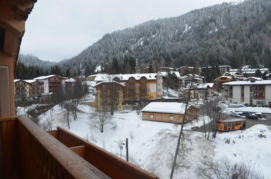Hotel Chalet del Brenta: Vista dalla camera