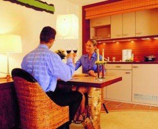City Partner Hotel Villa Fiore : Close Up Room Area
